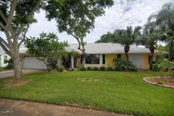 Photo of 508 Bay Circle, Indian Harbour Beach, FL 32937 (MLS # 786481)