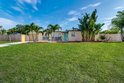 Photo of 100 Pelican Drive, Satellite Beach, FL 32937 (MLS # 786834)