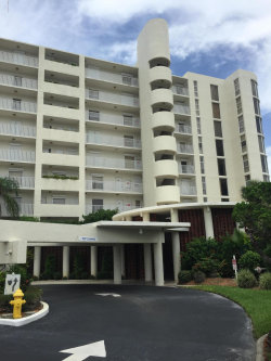 Photo of 2225 Highway A1a, Unit 606, Satellite Beach, FL 32937 (MLS # 786979)
