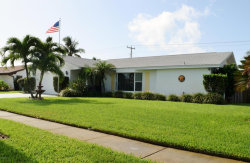 Photo of 1209 E Bay Drive, Indian Harbour Beach, FL 32937 (MLS # 790907)