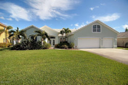Photo of 231 Waterside Drive, Indian Harbour Beach, FL 32937 (MLS # 798835)