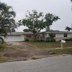 Photo of 235 S Robert Way, Satellite Beach, FL 32937 (MLS # 799980)