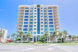 Photo of 3703 S Atlantic Avenue, Unit 504, Daytona Beach Shores, FL 32118 (MLS # 801603)