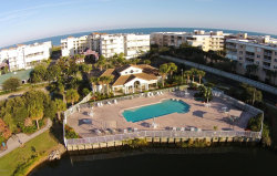Photo of 703 Solana Shores Drive, Unit 402, Cape Canaveral, FL 32920 (MLS # 802354)