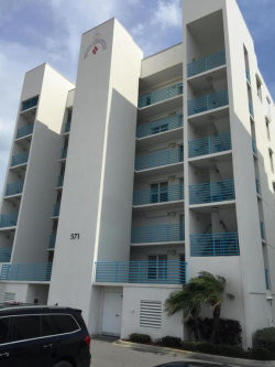 Photo of 571 Highway A1a, Unit 601, Satellite Beach, FL 32937 (MLS # 805087)