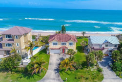 Photo of 7313 S Highway A1a, Melbourne Beach, FL 32951 (MLS # 805481)