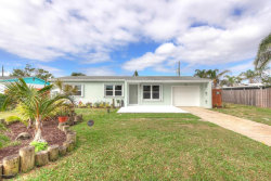 Photo of 180 Egret Drive, Satellite Beach, FL 32937 (MLS # 806158)