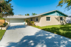 Photo of 229 Timpoochee Drive, Indian Harbour Beach, FL 32937 (MLS # 806284)