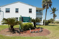 Photo of 2186 Highway A1a, Unit C8, Indian Harbour Beach, FL 32937 (MLS # 808008)