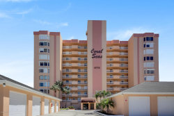 Photo of 6770 Ridgewood Avenue, Unit 205, Cocoa Beach, FL 32931 (MLS # 808798)