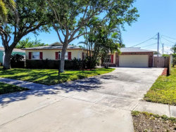 Photo of 945 Bluewater Drive, Indian Harbour Beach, FL 32937 (MLS # 809728)