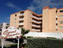 Photo of 1525 S Atlantic Avenue, Unit 305, Cocoa Beach, FL 32931 (MLS # 810001)
