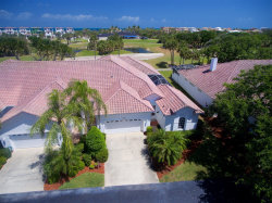 Photo of 919 Aquarina Boulevard, Melbourne Beach, FL 32951 (MLS # 810162)