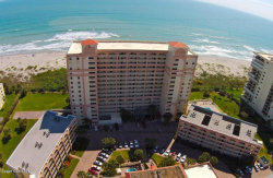 Photo of 840 N Atlantic Avenue, Unit C403, Cocoa Beach, FL 32931 (MLS # 810186)