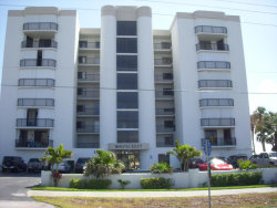 Photo of 1835 S Atlantic Avenue, Unit 402, Cocoa Beach, FL 32931 (MLS # 810476)