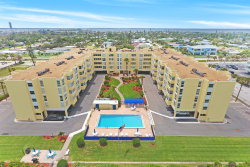 Photo of 4700 Ocean Beach Boulevard, Unit 302, Cocoa Beach, FL 32931 (MLS # 811189)
