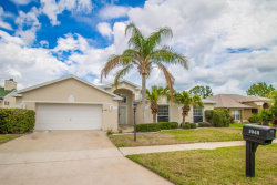 Photo of 2048 Thistle Drive, Melbourne, FL 32935 (MLS # 811529)