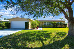 Photo of 111 Bay Drive, Indian Harbour Beach, FL 32937 (MLS # 814009)