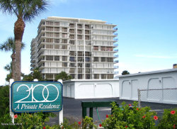 Photo of 2100 N Atlantic Avenue, Unit 906, Cocoa Beach, FL 32931 (MLS # 814289)