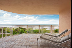 Photo of 6770 Ridgewood Avenue, Unit 501, Cocoa Beach, FL 32931 (MLS # 814456)