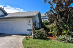 Photo of 107 Ocean Garden Lane, Cape Canaveral, FL 32920 (MLS # 814461)