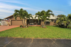 Photo of 275 Cherry Circle, Satellite Beach, FL 32937 (MLS # 814487)