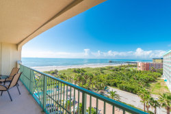 Photo of 420 Harding Avenue, Unit 702, Cocoa Beach, FL 32931 (MLS # 814780)