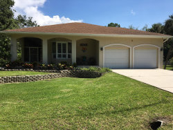 Photo of 6587 Canal Road, Melbourne Village, FL 32904 (MLS # 815068)