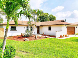 Photo of 541 Biscayne Drive, Indian Harbour Beach, FL 32937 (MLS # 815624)