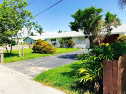 Photo of 502 Dolphin Street, Melbourne Beach, FL 32951 (MLS # 816258)