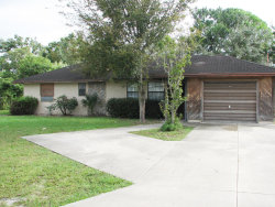 Photo of 6429 Irving Road, Cocoa, FL 32927 (MLS # 816645)