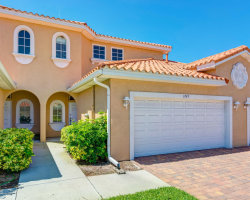 Photo of 1243 Etruscan Way, Unit 103, Indian Harbour Beach, FL 32937 (MLS # 817167)