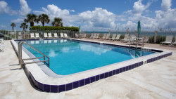 Photo of 2055 Highway A1a, Unit 402, Indian Harbour Beach, FL 32937 (MLS # 818478)