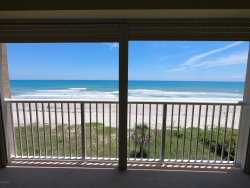 Photo of 1415 N Highway A1a, Unit 402, Indialantic, FL 32903 (MLS # 818980)