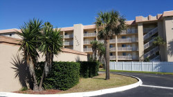 Photo of 1415 N Highway A1a, Unit 406, Indialantic, FL 32903 (MLS # 819093)