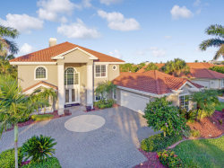 Photo of 134 Lansing Island Drive, Indian Harbour Beach, FL 32937 (MLS # 819277)