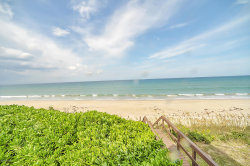Photo of 5215 S Highway A1a Highway, Melbourne Beach, FL 32951 (MLS # 819493)