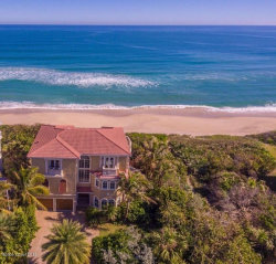 Photo of 7797 Highway A1a, Melbourne Beach, FL 32951 (MLS # 821151)