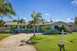 Photo of 111 Marion Street, Indian Harbour Beach, FL 32937 (MLS # 821485)