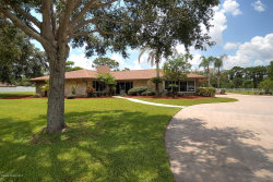 Photo of 4107 Pinewood Road, Melbourne, FL 32934 (MLS # 821694)