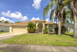 Photo of 3360 Meadowridge Drive, Melbourne, FL 32901 (MLS # 821829)