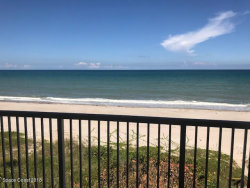 Photo of 1415 N Highway A1a, Unit 404, Indialantic, FL 32903 (MLS # 822011)