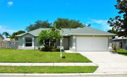 Photo of 218 Twin Lakes Road, Melbourne, FL 32901 (MLS # 822200)