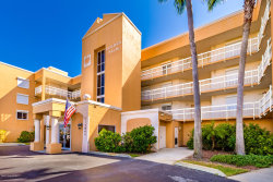 Photo of 1941 Highway A1a, Unit 402, Indian Harbour Beach, FL 32937 (MLS # 824114)