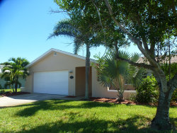 Photo of 544 Biscayne Drive, Indian Harbour Beach, FL 32937 (MLS # 824271)