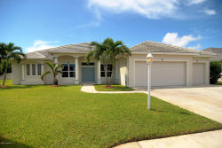 Photo of 101 Wakefield Drive, Indian Harbour Beach, FL 32937 (MLS # 824330)