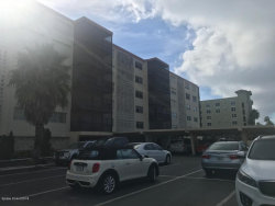 Photo of 205 Highway A1a, Unit 401, Satellite Beach, FL 32937 (MLS # 824802)