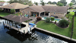 Photo of 678 N Hedgecock Square, Satellite Beach, FL 32937 (MLS # 824965)