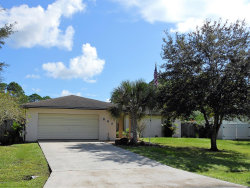 Photo of 967 Raleigh Road, Palm Bay, FL 32909 (MLS # 825207)