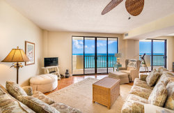 Photo of 7415 Aquarina Beach Drive, Unit 302, Melbourne Beach, FL 32951 (MLS # 827692)